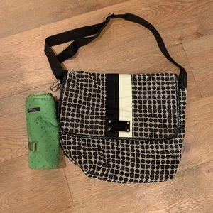 Vintage Kate Spade Dot Noel Diaper Bag